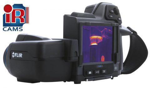 Kamera termowizyjna FLIR T420